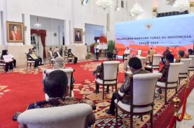 Presiden Luncurkan Tiga Program Bantuan Tunai 2021
