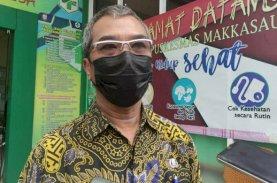 Stok APD Dinas Kesehatan Makassar Masih Aman