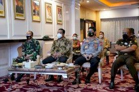 Jawa-Bali PPKM, Sulsel Tingkatkan Disiplin Protokol Kesehatan Covid-19