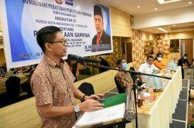 Arifin Dg Kulle Minta Warga Makassar Bijak Mengelola Sampah
