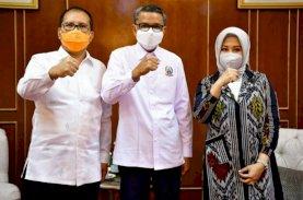 Gubernur Sulsel Titip Makassar ke Danny-Fatma