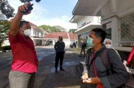 Hendak Liput Gladi Pelantikan Kepala Daerah, Wartawan Diusir di Rujab Gubernur Sulsel