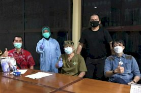 IDI Makassar Gelar Pemeriksaan Antibodi Covid-19