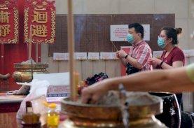 Klenteng Xiang Ma Imlek Tanpa Perayaan Cap Go Meh