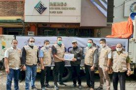 Inkindo Sulsel Salurkan Bantuan Tahap IV Peduli Gempa Sulbar