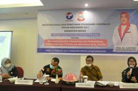 Kartini Minta Peran Serta Masyarakat dalam Pengendalian Peredaran Minol di Makassar
