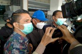 Ditangkap KPK, Nurdin Abdullah Langsung Diterbangkan ke Jakarta