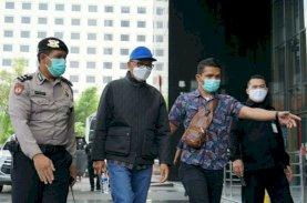 Terjerat OTT, Nurdin Abdullah Tiba di Gedung KPK
