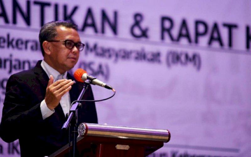 Nurdin Abdullah. foto: humas pemprov sulsel