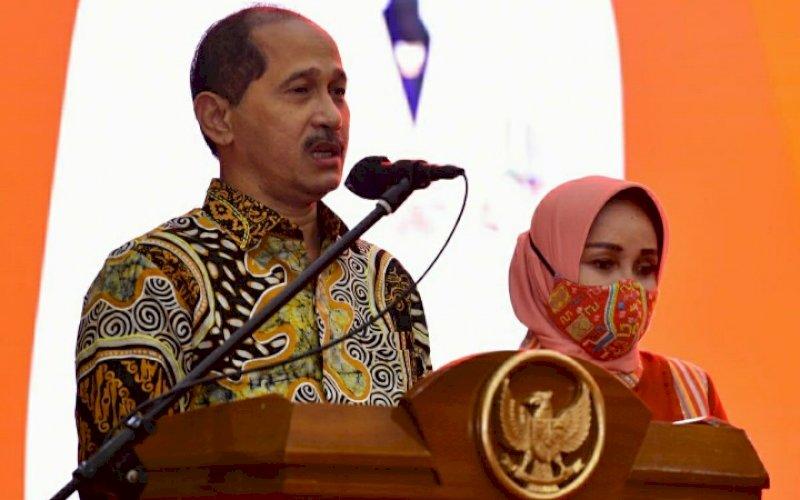 Raden Febrytriyanto. foto: humas pemprov sulsel