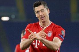 Kalah Pengalaman, Bayern Bungkam Lazio 4-1