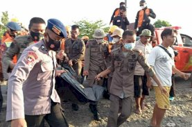 SAR Temukan Warga Tenggelam di Aliran Sungai Libureng Dalam Keadaan Meninggal