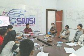 SMSI Sulsel Evaluasi Kinerja dan Reshuffle Pengurus