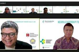 Neuroleadership Forum Keenam Bahas Upaya Mengembalikan Stabilitas Ekonomi Nasional