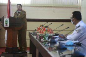Sekda Sulsel Harap DPD RI Dorong Percepatan Pembangunan Infrastruktur