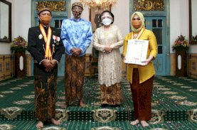 Ketua DPRD Sulsel Terima Gelar Kanjeng Mas Tumenggung dari Keraton Surakarta