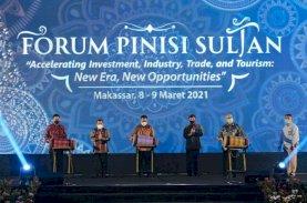 Plt Gubernur Sulsel Harap Pinisi Sultan Bisa Majukan Ekonomi
