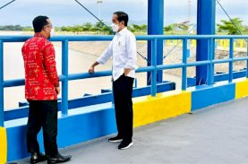 Plt Gubernur Sulsel Ajukan Sejumlah Proyek Strategis ke Presiden