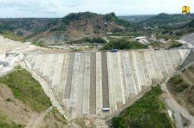 Tahap Akhir Konstruksi, Bendungan Karalloe Siap Suplai Air Irigasi di Gowa