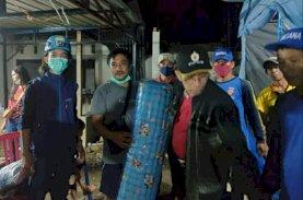 Blue Helmet Dampingi Penyintas Gempa Sulbar hingga Recovery Selesai