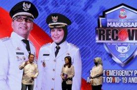 Kaji Ulang PPKM, Makassar Recover Cara Baru Lawan Covid-19