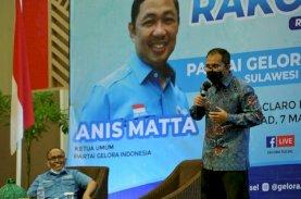 Wali Kota Makassar Akui Kemenangan Danny-Fatma Tidak Lepas dari Perjuangan Partai Gelora