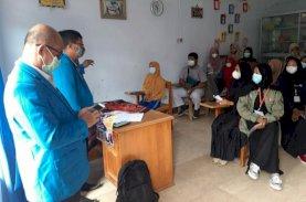 FIK UIM Sosialisasi di SMK Kesehatan Maros