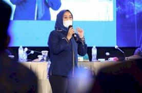 Fatmawati Rusdi Pembicara di Rakorwil Nasdem Sulsel