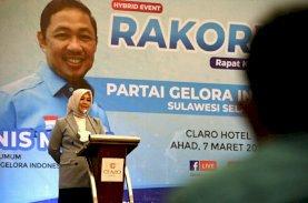 Wawali Ajak Partai Gelora Bersinergi Membangun Makassar