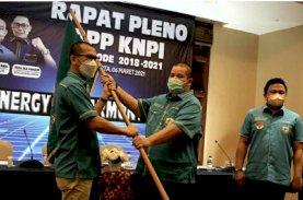 Haris Pertama Dicopot Sebagai Ketum DPP KNPI