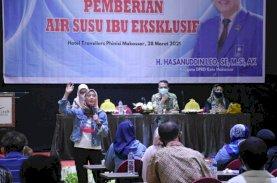 Pemberian ASI Eksklusif Diatur dalam Perda Makassar