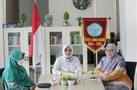 TP PKK Sulsel dan Makassar Ikuti Webinar Kajian Islam