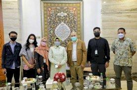 Kalla Grup dan Dekranasda Kolaborasi Kembangkan Kerajinan Makassar