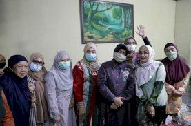 Hadiri Syukuran Relawan, Indira Jusuf Ismail: Alhamdulillah, Perjuangan Didukung Banyak Doa