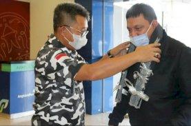 Ketum Bapera Disambut Ritual Adat Bugis Makassar hingga Jamuan Makan Siang
