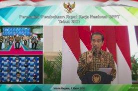 Presiden Dorong Perekonomian Berbasis Inovasi dan Teknologi