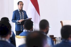Presiden: Ubah Tantangan Jadi Peluang