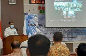 KPPN Makassar II Dukung Pembangunan Zona Integritas di Lingkungan Mitra Kerja Pengelola APBN