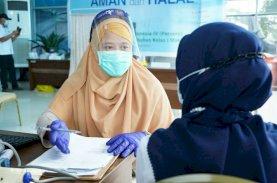 Pelindo IV Bekerja Sama dengan KKP Makassar Suntik Vaksin Semua Karyawan