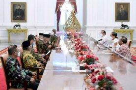Presiden Terima TP3 Enam Laskar FPI