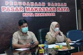 15.000 Pedagang Pasar Makassar Akan Divaksin Massal
