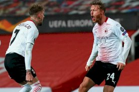 AC Milan Imbangi Man United di Old Trafford