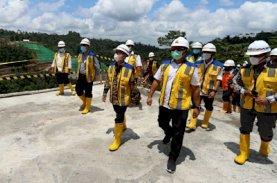 Sukriansyah Apresiasi Pembangunan Bendungan Sidan Bali di Tengah Pandemi Covid-19