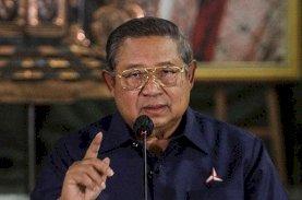 SBY Murka, Serukan 'Perang' Usai Moeldoko Jadi Ketum Demokrat Versi KLB