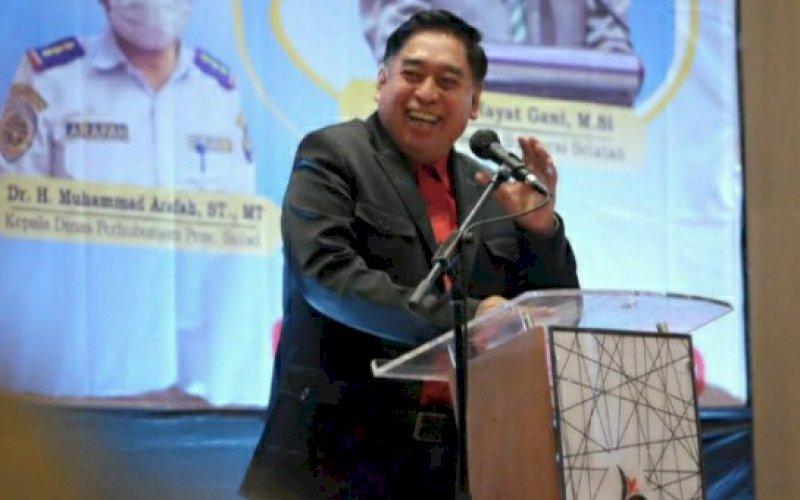Abdul Hayat Gani. foto: humas pemprov sulsel