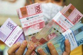BI: Uang Beredar Tumbuh Positif