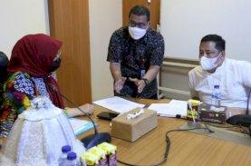 Wawali Minta PDAM Makassar Tindak Tegas Oknum Pencurian Air