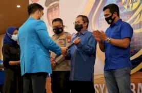 Danny Pomanto Minta KNPI Kawal Makassar Recover