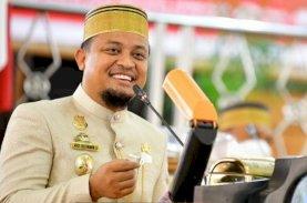 Izinkan Salat Tarawih di Masjid, Ini Edaran Plt Gubernur Sulsel