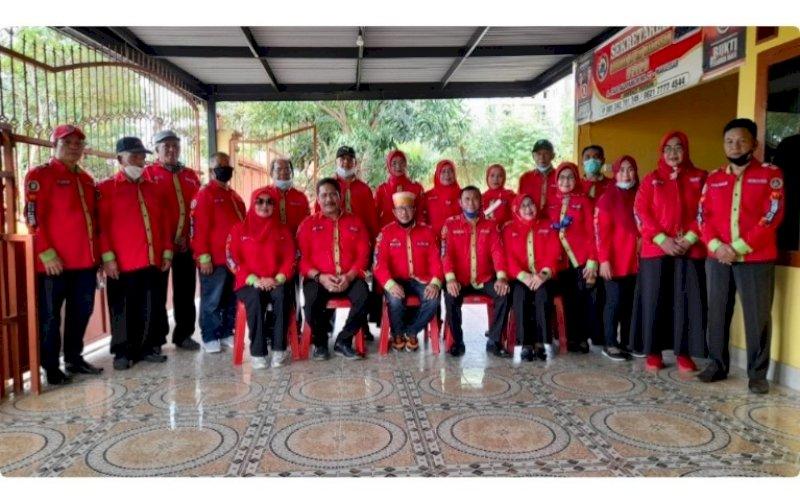 DUKUNGAN. Ketua RT/RW di Kota Makassar menyambut baik rencana Wali Kota Makassar, Mohammad Ramdhan Pomanto, melakukan resetting pemerintahan. foto: istimewa
